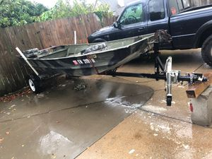 16' Mon Arch fishing boat for Sale in Fairview, TN