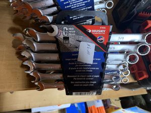 Husky 6pcs ratchet wrench set for Sale in New Houlka, MS