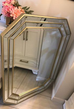 Gold Mirror for Sale in Woodbridge, VA