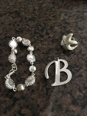 Silver Sea Jewelry from Mexico for Sale in Copperas Cove, TX