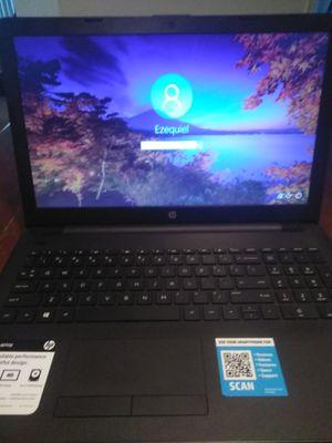HP laptop 15.6 in for Sale in Yuma, AZ