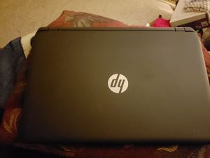 15.6 inch hp touch screen laptop for Sale in Bridgeport, WV