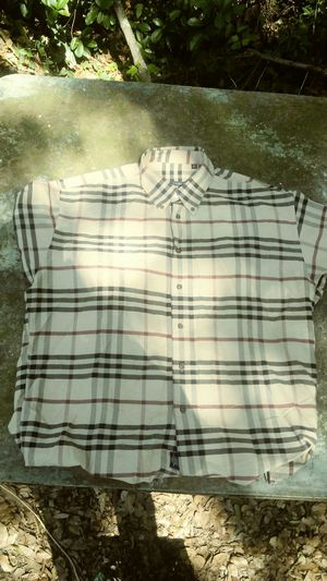 Burberry Men's Dress Shirt for Sale in Tampa, FL