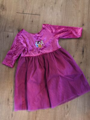 Halloween costume princess 2-4 yr for Sale in Oak Forest, IL