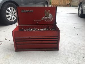 Snap on tool box for Sale in Willoughby, OH