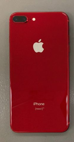 Unlocked iPhone 8 Plus 64gb Red for Sale in Providence,  RI