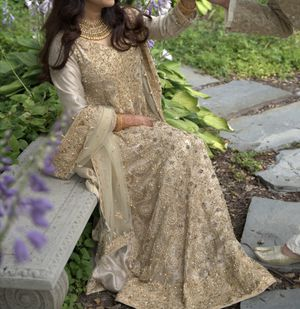 Beautiful long Wedding Nikah Dress for Sale in Fairfax, VA
