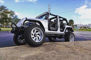 2008 Jeep Wrangler JKU for Sale in Lincroft, NJ