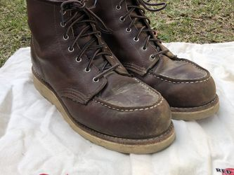 """Red Wing Boots Womens 8.5 Heritage 6"""" Moc Toe for Sale in Azusa,  CA"""