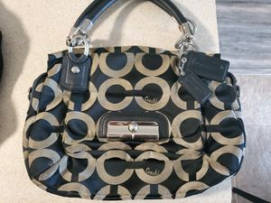 Purse coach original used for Sale in Katy, TX