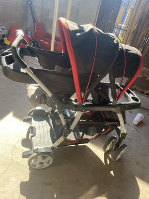 Double stroller for Sale in Glendale, AZ