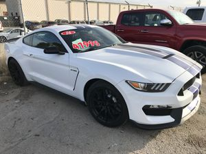 2016 Ford Shelby Mustang only 11k miles for Sale in San Antonio, TX