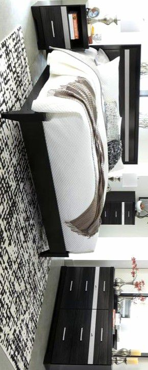 🍃$ 39 DOWN Payment  🍃 SPECIAL]Starberry Black Panel Bedroom Set for Sale in Beltsville, MD