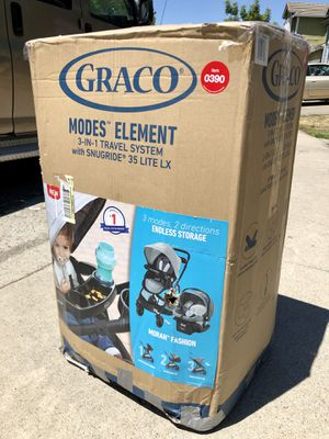Graco Modes Element Stroller Travel System for Sale in Sacramento, CA