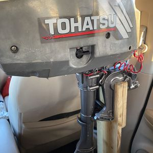 Tohatsu 3.5 Motor for Sale in Hollywood, FL