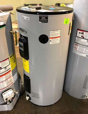Whirlpool Electric Water Heater 50 Gallon ❗️ OG for Sale in Dallas, TX