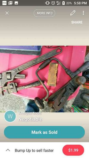 Antique tools for Sale in Kingsport, TN