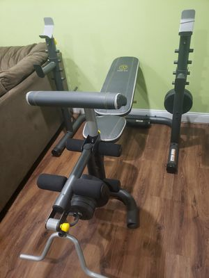 Gold's Gym XRS 20 Bench & Rack for Sale in Aspen Hill, MD