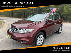 2011 Nissan Murano for Sale in Wake Forest, NC