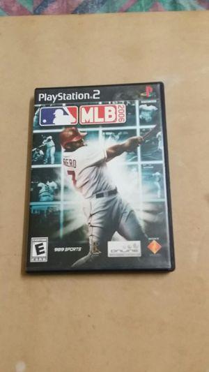 MLB 2006 , PS2 for Sale in El Cajon, CA