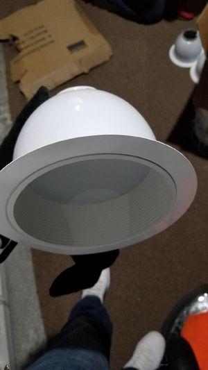"""Lightolier 6"""" baffle trim for Sale in Hyattsville, MD"""