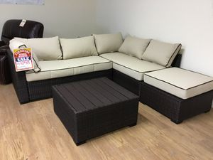 New Patio furniture and the original packaging but the two-year warranty for Sale in Hutto, TX