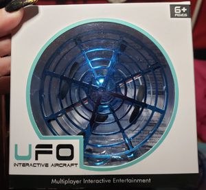 💖 Lula's - NEW IN BOX - Mini LED UFO Drone Orb Toy for Sale in Lacey, WA