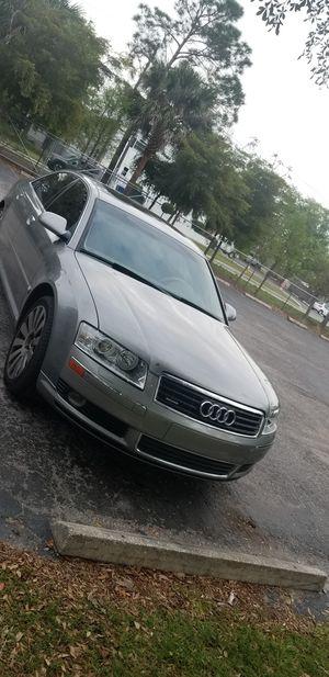 2005 Audi A8 for Sale in BELLEAIR BLF, FL