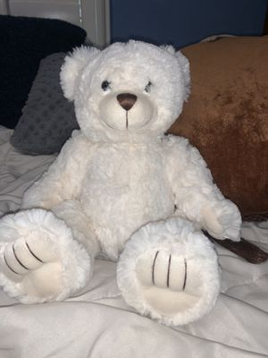 White bear stuffed animal for Sale in South El Monte, CA