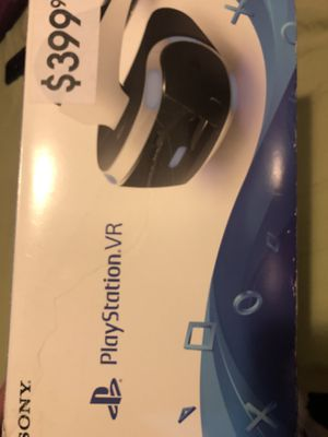 PS VR with Doom for Sale in Lafayette, CO