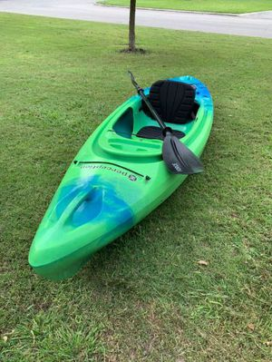 Perception Swifty 9.5 Kayak - Almost new for Sale in Damascus, MD