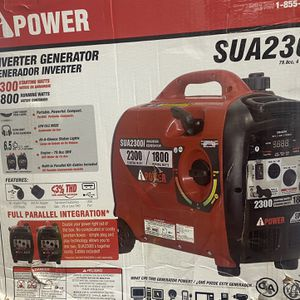 Brand New Ipower 2300 watts Inverter Generator Ultra Quite Only Asking $420 for Sale in La Habra, CA