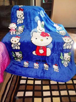 Hello Kitty Blanket for Sale in Reedley, CA