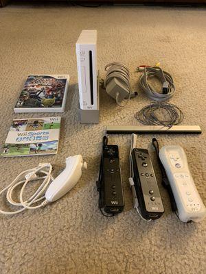 Nintendo Wii for Sale in San Jose, CA