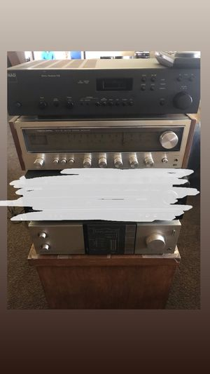 STEREO RECEIVERS for Sale in Fresno, CA