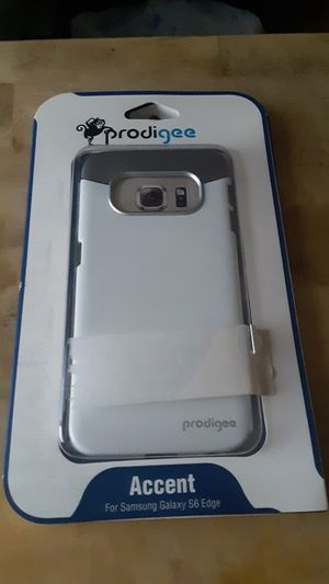 Samsung Galaxy S6 edge case for Sale in Pittsburg, KS