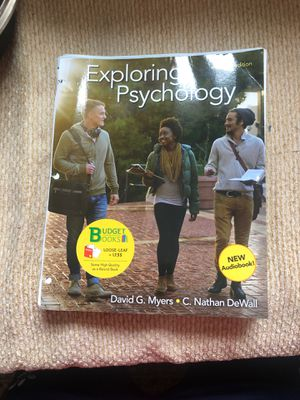 Exploring Psychology 11th Edition for Sale in Smyrna, TN