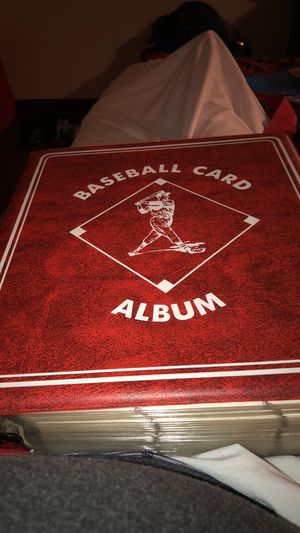 1980s-1990s baseball cards for Sale in Rose Hill, KS