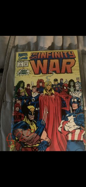 Rare Infinity War 1st Edition for Sale in West Richland, WA