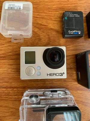 Go Pro Hero3+ Plus TONS of Extras for Sale in West Hollywood, CA