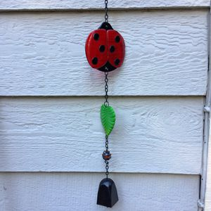 Lady bug wind chime for Sale in Martinez, CA
