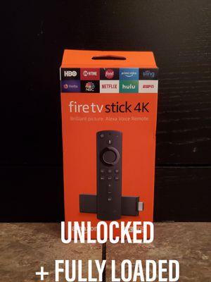 UNLOCKED AMAZON🔥FIRE 4K Stick! for Sale in Brooklyn, NY