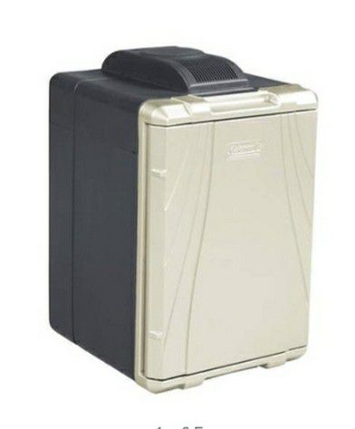 Coleman thermoelectric cooler no ice needed
