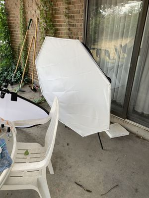 Double diffuse soft box for Sale in Lakewood, CO