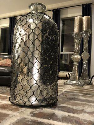 Mercury Glass Vase for Sale in Plano, TX
