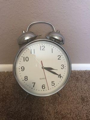 Oversized alarm clock for Sale in Chandler, AZ