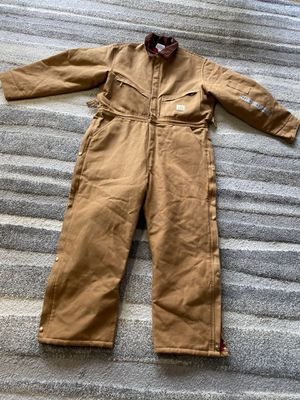 Carhartt X01 - Duck Coverall - Quilt Lined size 46 short for Sale in San Marcos, CA