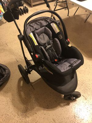 Graco stroller and car seat. for Sale in Columbus, GA