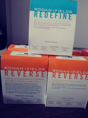 Rodan and Fields lightening, brightening and redefine for Sale in Cupertino, CA