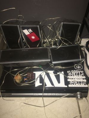 Sony Stereo W/ DVD Home System Theater + Rare Movies for Sale in San Diego, CA